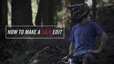 Du weißt wie man einen Mountainbike Film macht – aber weißt du auch wie man einen SICK MTB Edit macht?