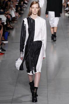 DKNY New York Fashion Week Ready To Wear SS'16