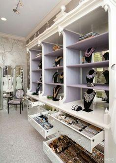 Love this luxury closet!