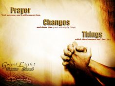 Share My Journey: Prayer Changes Things : Great Quotes on Prayer