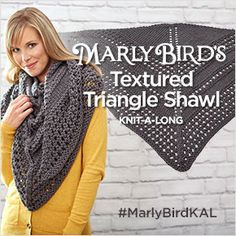 Announcing the Spring 2017 Textured Triangle Shawl Knit-Along: It is almost time for another knit-along! This time we willbe knitting the Textured Triangle Shawl designed by Diane Moyer, a FREE pattern on Red Heart's website. The shawl is made using Soft Essentials yarn, available exclusively at Michaels stores and Red Heart's website. The format of … … Continue reading →