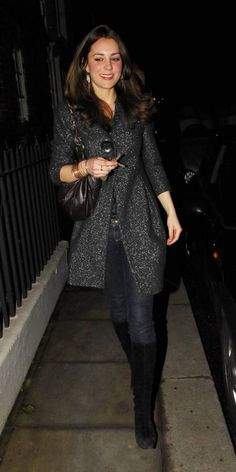 kate middleton wearing jeans out in london Lose up to 40 lbs in 60-days at: www.TexasTrim.net