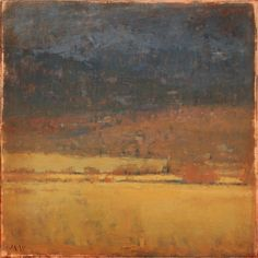 Evening Landscape - Giclee Print by Michael Workman