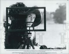 """1983 Press Photo """"The Draughtsman's Contract""""  Anthony Higgins"""