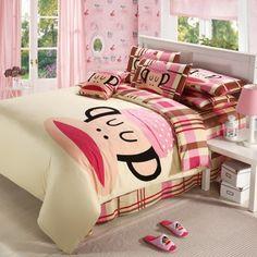 Sleeping Plaid Paul Frank Bedding Sets
