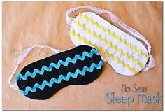 sleepover crafts No Sew Sleep Mask Sleepover Party Favors, Sleepover Crafts, Spa Birthday Parties, Pajama Party, Spa Party, Slumber Parties, Kids Sleep Mask, Mask For Kids, Diy Eye Mask