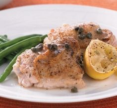 chicken, thyme and lemon casserole - HFG