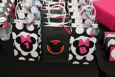 Minnie Mouse Birthday Party Ideas   Photo 2 of 9   Catch My Party