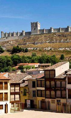 Castillo de Peñafiel, Peñafiel, España