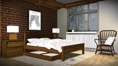 MXIMS – Brittany Bedroom 2 Bed Style 1 Pillow Bed 1… | Sims 4 Updates -♦- Sims 4 Finds & Sims 4 Must Haves -♦- Free Sims 4 Downloads
