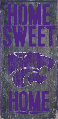 KSU/7846012625/878460126253/_A_ These wood signs are perfect for displaying around the house or office and include a piece of rope attached to the back for hanging. They are 12x6 in size and 1/4 thick