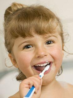 prevención de la caries en los niños