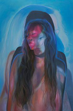 Paintings by Toronto-based artist Jen Mann. I feel like I am always checking her site for new work. So good. More images below.        Jen Mann's Website Jen Mann on Tumblr Jen Mann on … Continue reading →