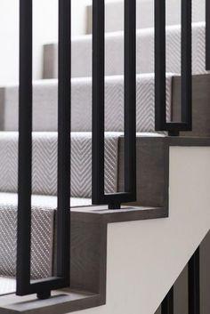 poign/ée Moderne en Fer forg/é avec Rampe descalier poign/ée de Couloir dacc/ès /à lh/ôpital Balustrade descalier Murale sans barri/ère