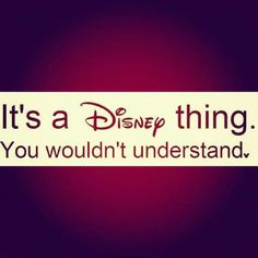 It's the truth :) I love being a Disney cast member!!