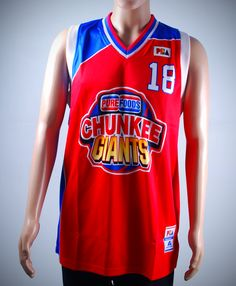 """The """"Pure Food Chunkee Giants"""" are a real basketball team in the PBA: Philippine Basketball Association."""