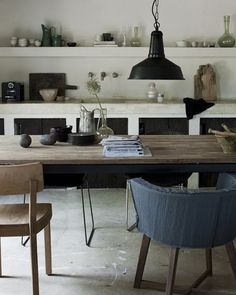 dining area / the style files