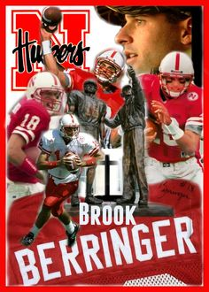 Brook, Forever A Husker! Miss you my bro N Christ! GBR!