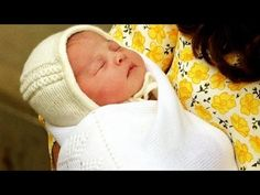 Prince William And Kate Show Off Newborn Princess - YouTube