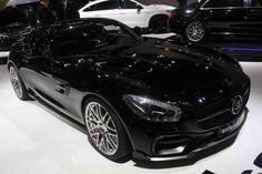 #Brabus-Tuned #Mercedes #AMG GT at #FrankfurtMotorShow http://www.benzinsider.com/2015/09/brabus-tuned-mercedes-amg-gt-unveiled-at-frankfurt-motor-show/