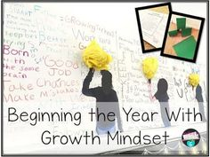 Beginning with Growth Mindset