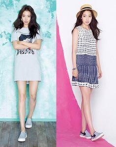 [Photos] Park Shin-hye's summer dress styling @ HanCinema :: The Korean Movie and Drama Database