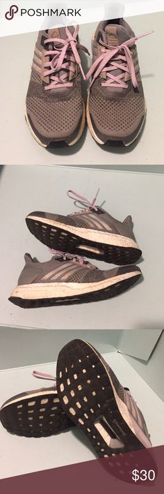 Adidas Ultraboost running shoes Good condition. You'll need new insoles. Adidas Shoes Athletic Shoes