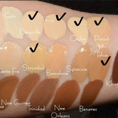 NARS released this awesome new foundation with tons of different shades for almost all skin types! This is definitely full coverage and looks so good. We love this packaging what do you guys think! Such a great start to a makeup look!