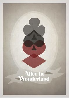 minimalist posters of disney films
