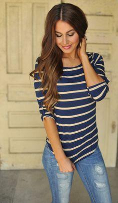 Dottie Couture Boutique - Navy