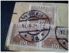 RARE AUSTRIA 3*10 GROSCHEN 1934 BEAUTIFUL RECOMMENDET PAR AVIA LETTRE ON PAPER COVER USED SEAL - 1918-1945 1st Republic