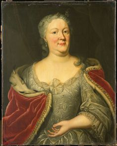Johann Philipp Behr, 1720 - Portrait of Maria Louisa of Hesse-Kassel, called Maaike - art print, fine art reproduction, wall art Museum Of Fine Arts, Art Museum, Poster Prints, Art Prints, Portraits, Behr, Art Reproductions, Digital Prints, Art Gallery