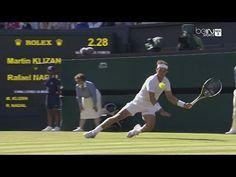 Wimbledon 2014 : Nadal Best Points TOP 30 HD