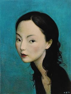 Chinese painting Liu Ye (刘野)...