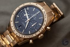 Speedy Tuesday - Full Gold and Bicolor Omega Speedmaster '57 Caliber 9301 And 9300