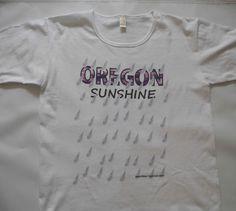 Oregon Sunshine :)