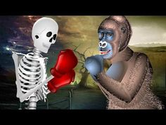 Skeleton Finger Family Rhymes and Skeleton Vs Gorilla forms Funny Colors Skeleton Rhymes from Kids Rhymes available only on Amazing Kids Songs. Kids Nursery Rhymes, Rhymes For Kids, Gorilla Funny, Skeleton Finger, Finger Family Rhymes, Kids Songs, Download Video, Watch V, Superhero