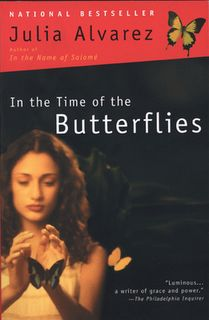 Book Review and Book Club Questions for In the Time of the Butterflies by Julia Alvarez