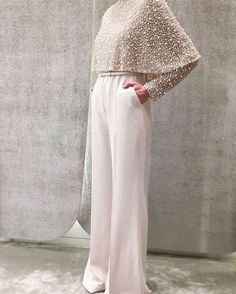 How to wear palazzo pants with hijab – Just Trendy Girls