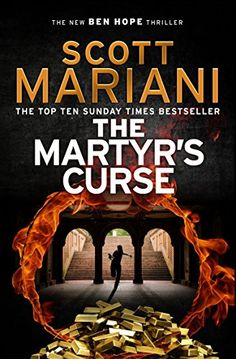 The Martyr's Curse (Ben Hope, Book 11) by Scott Mariani