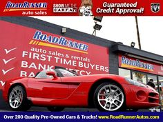 Roadrunner Auto Group (caroadrunner) on Pinterest