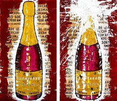 Freddy Reitz, Chrystal Champagne, 2010 / 2011 © www.lumas.com #lumas