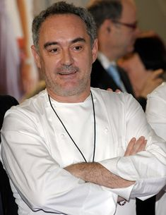 Ferran Adrià  Having seen its reputation build slowly and steadily over the course of two decades, El Bulli, in Catalonia, Spain, was voted Best Restaurant in the World by Restaurant Magazine in 2002.    Read More http://www.epicurious.com:80/articlesguides/bestof/toplists/bestchefs_ferranadria#ixzz1pilBre6w