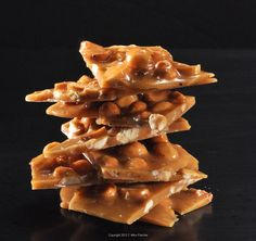 Sweet and Hot Macadamia Brittle is an outrageous candy with lots of macadamias and just enough heat to make it interesting.
