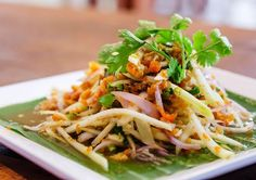 Thai Crab Salad with Creamy Coconut-Lime Dressing!