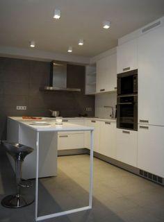 SANTOS kitchen | Ariane model, project by Clysa