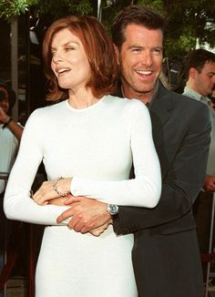 The Thomas Crown Affair : Pierce Brosnan and Renee Russo