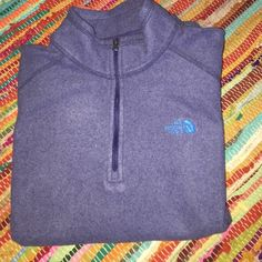 The North face pullover Navy blue. Brand new North Face Sweaters Crew & Scoop Necks