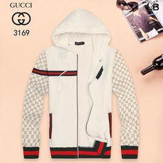 Gucci hoodies men-GG27476