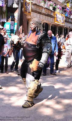 Texas Renaissance Festival  Parade by Rhettwp, via Flickr